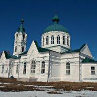 Храм :: Татаурова Лариса