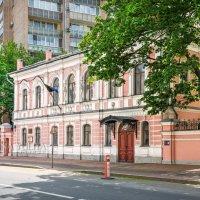 Посольство Танзании :: Юлия Батурина