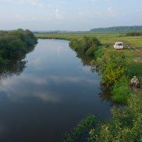 С утра на рыбалочку :: Валерий Иванович