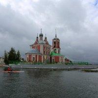 Церковь Сорока мучеников :: Юрий Моченов