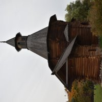 Башня (ворота) Николо-Карельского монастыря в Коломенском :: Александр Качалин