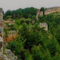 Крепость на горе... :: Sergey Gordoff