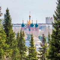 Таежный городок :: Виктор Садырин