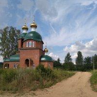 В деревне Марково. :: Алена