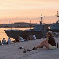 Вечер жаркого дня :: Алексей Смирнов