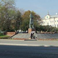Памятник А. С. Попову. :: Nonna