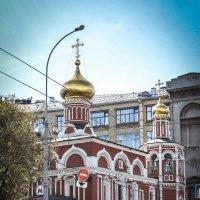 Храм Всех Святых на Кулишках. :: Nonna