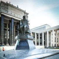 Памятник Достоевскому. :: Nonna