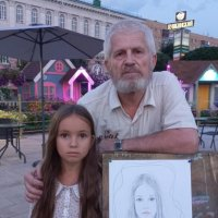 Первый портрет :: Александр Яковлев  (Саша)