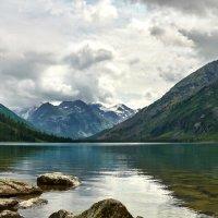 Мультинское озеро второе :: Николай Мальцев