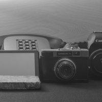 Эпохи - навигатор, телефон и фотокамера. :: Андрей