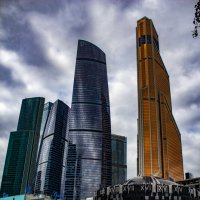 Москва Сити :: Сергей Деев