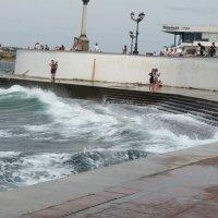 Море волнуется :: Инга Егорцева