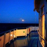 ночь, волна, луна :: boris kantor