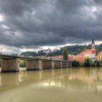 на реке :: vladimir