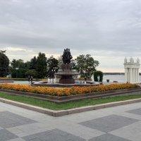 Волгоград, набережная :: Виолетта Антипова