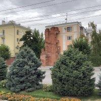 Волгоград, дом Павлова :: Виолетта Антипова
