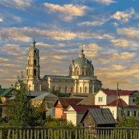Храм...на просторах Рязанской области... :: Ирина Шарапова