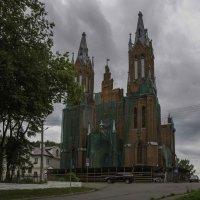 Костел Непорочного зачатия на улице Урицкого :: Александра