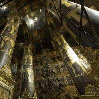 Успенский собор Иосифо-Волоцкого монастыря :: Александра