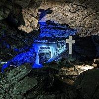 В Кунгурской пещере :: Любовь Чунарёва