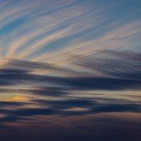 перистые облака :: Сергей Говорков