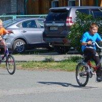 Вело-гонки! :) :: Елена Хайдукова  ( Elena Fly )