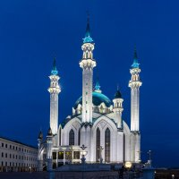 Мечеть Кул Шариф. Вечер. :: Вячеслав Касаткин