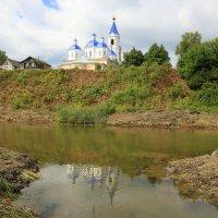 Воскресенский собор, или Кашинский кремль :: Юрий Моченов