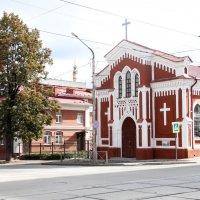 Храм Непорочного Зачатия Пресвятой Девы Марии (Пермь) :: Евгений Шафер