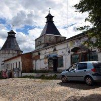 Борисоглебский монастырь на Устье. :: tatiana