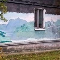 Уличный арт-3 :: Евгений Шафер