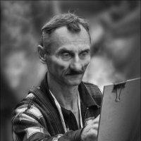 Портретист. :: Юрий Гординский