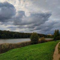 Сентябрьское небо :: Андрей Лукьянов