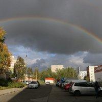 Осенняя радуга :: Ольга