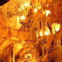 Стены пещер :: Ольга