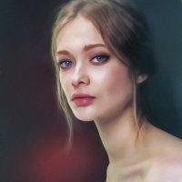 ...рисует образ твой :: Лара Leila