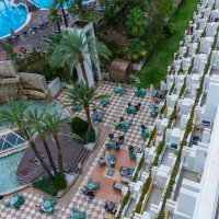 Вид отеля с крыши :: Sergej
