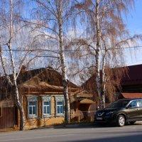 Старые дома :: Нэля Лысенко