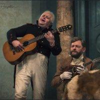 Гитара плакала.... :: Виктор Перякин