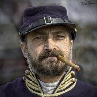 Последняя сигара...... :: Виктор Перякин