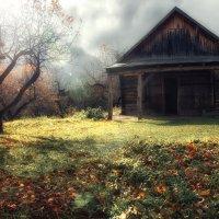 Мистическое место... :: Лилия .