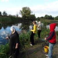 рыбаки ловили рыбу :: Юлия Мошкова