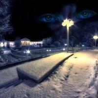 Зимний вечерок... :: АндрЭо ПапандрЭо