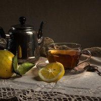 Вечер с ароматом лимона :: Lev Serdiukov
