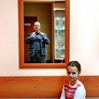Два портрета... :: Владимир