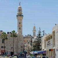 Города множества религий. Bethlehem. :: Dobr