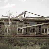 Старый дом(село Слобода). :: игорь козельцев
