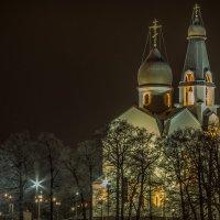 Церковь Святых Петра и Павла (Сестрорецк) :: Денис Алексеенков