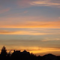 закат над окраиной :: svetlana